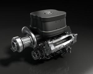 Двигатель Mercedes Benz (Мерседес) для Force India (Форс - Индия)сезона 2014