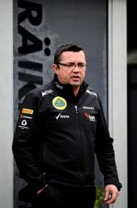 Эрик Булье (Лотус),Гран-при Австралии 2013