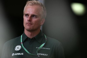 Хейки Ковалайнен (Финляндия),тест пилот Кэйтерем,Гран-при Бахрейн