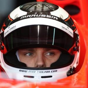 Макс Чилтон.Пилот команды Маруся F1, сезона 2013 года.