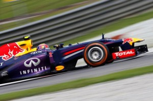 Марк Уеббер,Гран-при Малайзии 2013
