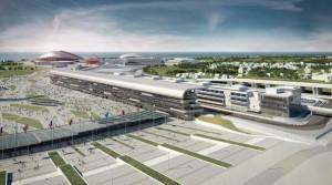 Проект автодрома Формула 1 в Сочи