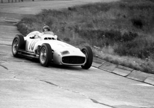 Жан Мануэль Финхио 5-ый Чемпион мира,Гран-при Германии 1954 год