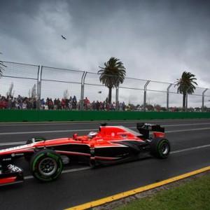 Жюль Бянки.Маруся.Квалификация.Гран-при Австралии 2013