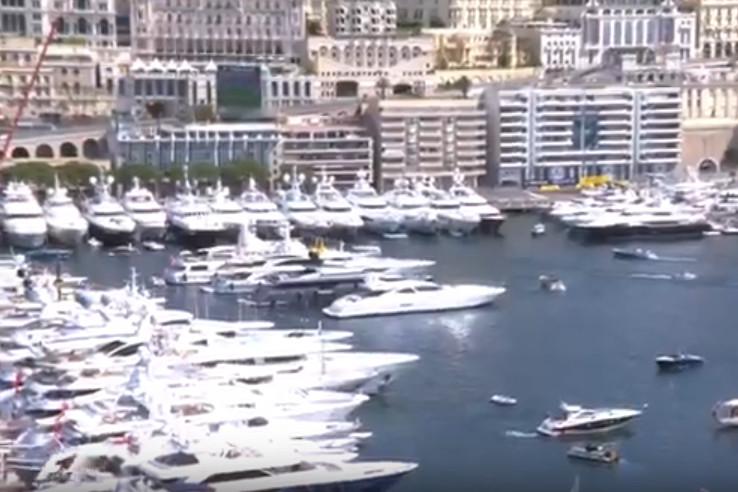 Запись квалификации гран-при Монако 2017 смотреть