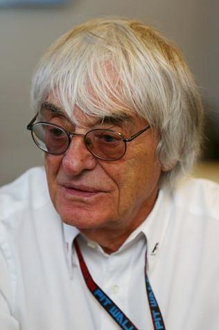 Берни Экклстоун генеральный директор Формулы 1 групп