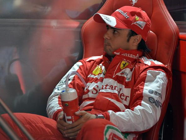 Филиппе Масса на Гран-при Монако 2013