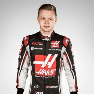 Кевин Магнуссен, пилот команды Хаас