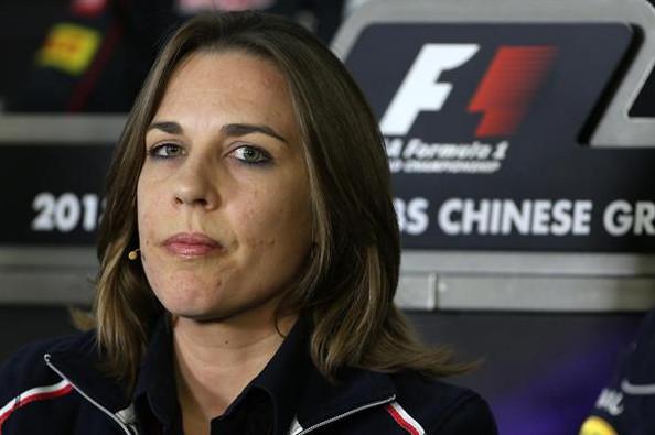 Клер Уильямс, Гран-при Китай