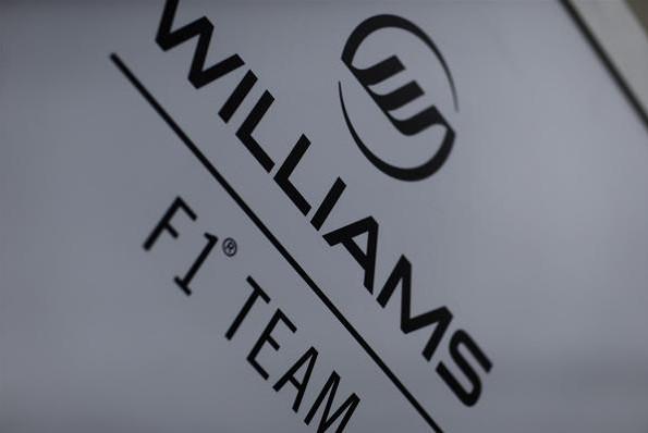 Логотип команды Уильямс в Формуле 1