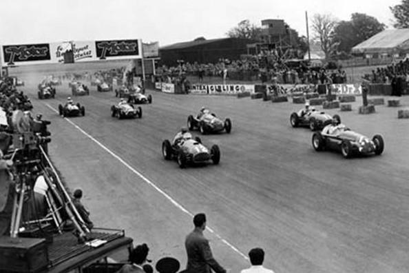 Нино Фарина,Гран-при Великобритании в Сильверстоуне 1951