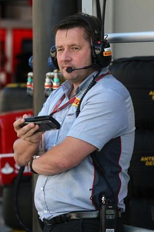 Пол Хембри (Великобритания) директор Пирелли по мотоспорту