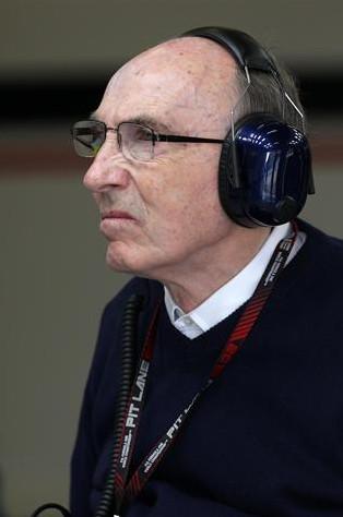 Фрэнк Уильямс, основатель и действующий президент команды Уильямс Ф1