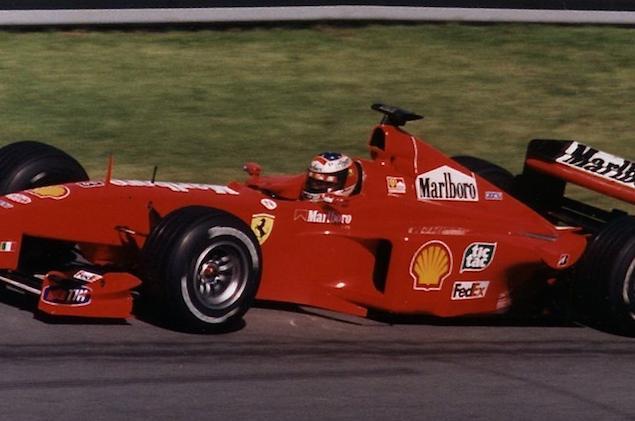 Михаэль Шумахер 1999 год,Гран-при Канады