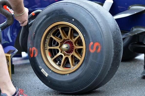 Прототип шин Пирелли,Гран-при Канады 2013