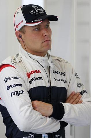 Вальттери Боттас (Уильямс),Свободная практика перед Гран-при Испании