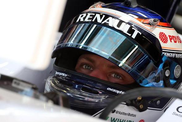 Валттери Ботас (Уильямс) Гран-при Монако