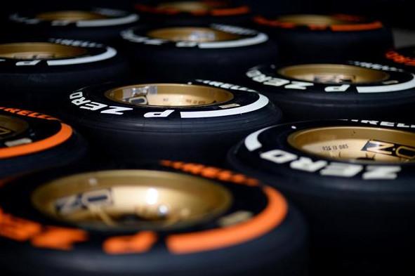 Шины Пирелли, Гран-при Великобритании