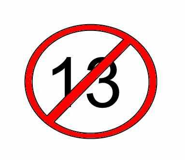 Номер 13 в Формуле 1