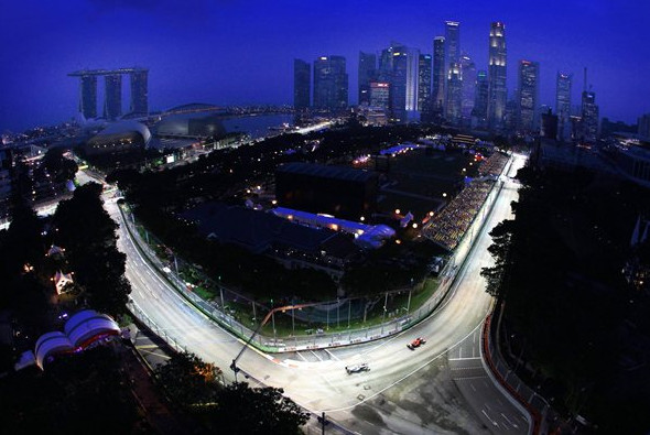 Трасса Марина Бэй Стрит, Сингапур