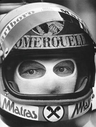 Ники Лауда (Феррари) 1976 год