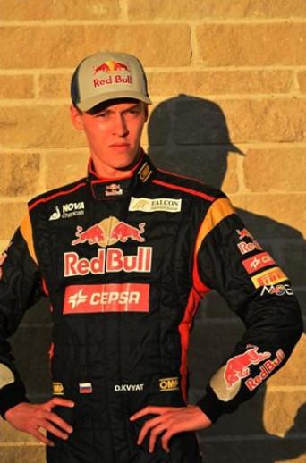 Даниил Квят (Торо Россо), Гран-при США