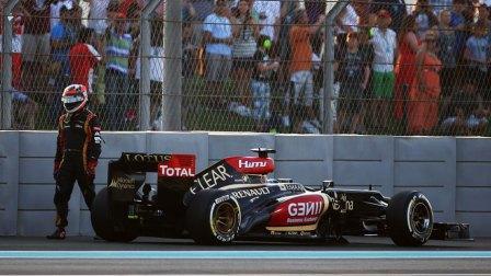 Кими Райкконен пропустит оставшихся два Гран-при сезона 2013