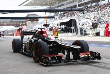 Формула 1.Изменение в правилах на сезон 2014 года.