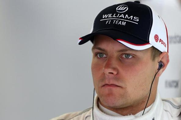 Вальттери Боттас, финский гонщик Формулы 1