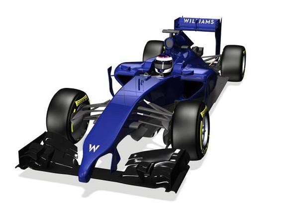 Уильямс опубликовала фотографию нового болида FW36