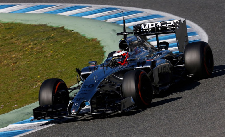 Кэвин Магнуссен, Макларен MP4-28.Каким будет болид   Формулы 1 2014 года?