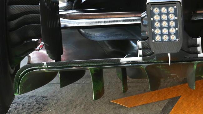 Феррари F14Т работа с экстакторомФеррари F14Т работа с экстактором