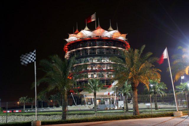 Краткая история проведения гран-при Бахрейна, Сахир