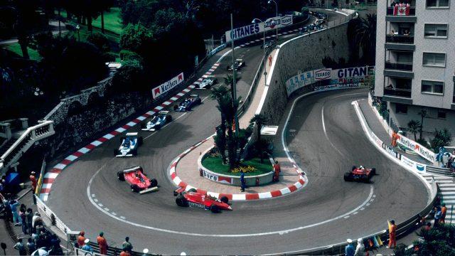 Краткая история проведения гран-при Монако