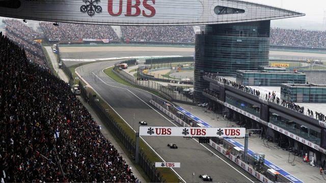 Международный Автодром Шанхай. Краткая история.