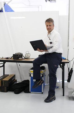 Энди Лейч, программный аналитик ФИА
