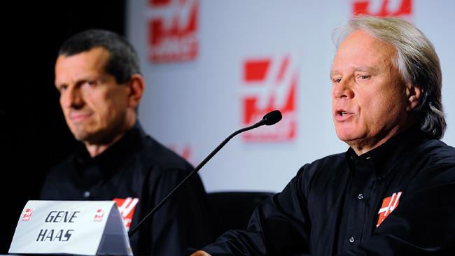 Команда Хаас, отказалась выступать в Формуле 1 в 2015 году