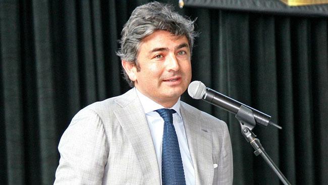 Марко Маттиаччи, новый руководитель команды Феррари