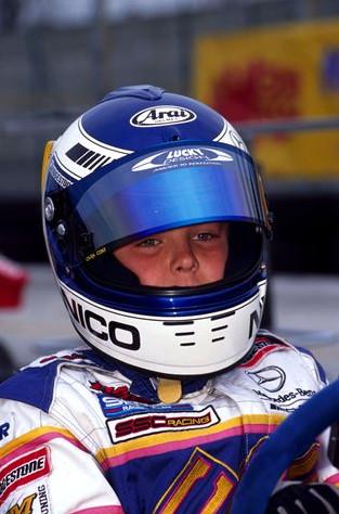 Нико Росберг, участвует в юниорской серии картинг, 1998 год