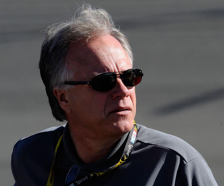 Новая команда в Формуле 1 в 2015 году.Джин Хаас, со-руководитель команды Stewart-Haas Racing