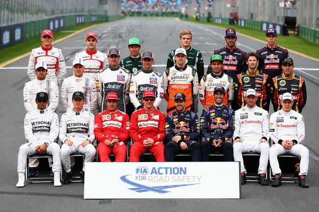 Пилоты сезона 2014 года Формулы 1.Пилотам Формулы 1 не платят зарплату, они угрожают начать забастовку