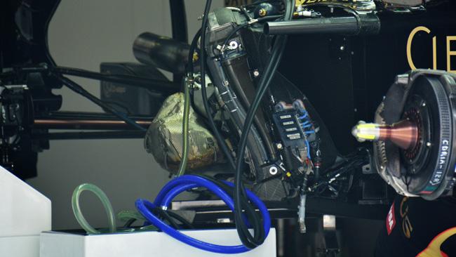 Рено, изменение конструкции двигателя