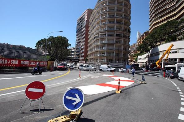 Монако – чудо Формулы 1. Часть 1.Шикана, перед гонкой
