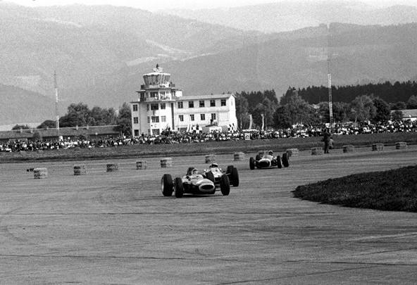 Австрия, возвращение. Гран-при в Zeltweg, 30 мая 1964 года