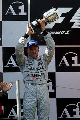 Гран-при Австрии, сводная статистика