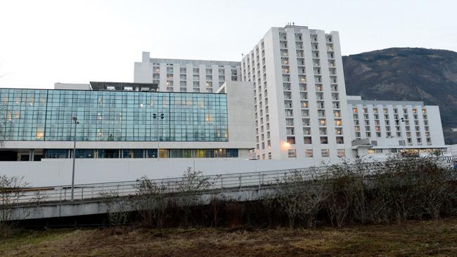 Полиция Гренобля, расследует дело Михаэля Шумахера