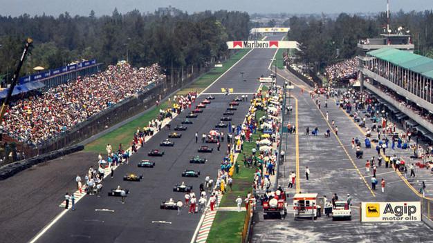 Гран-при Мексики вернётся в Формулу 1 в 2015 году