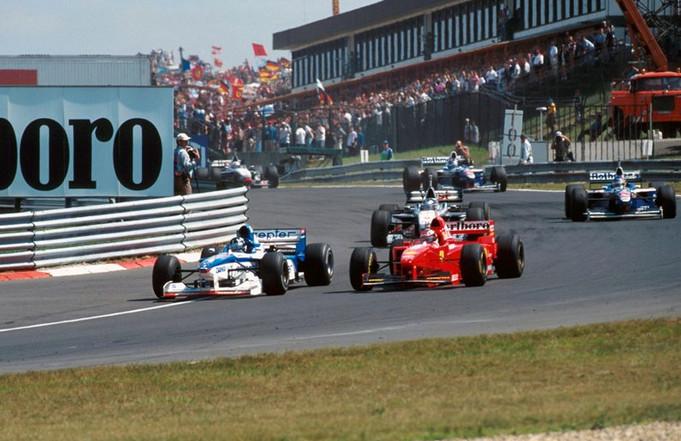 Хилл делает невозможное, а Arrows едва не выигрывает гонку, 1997 год