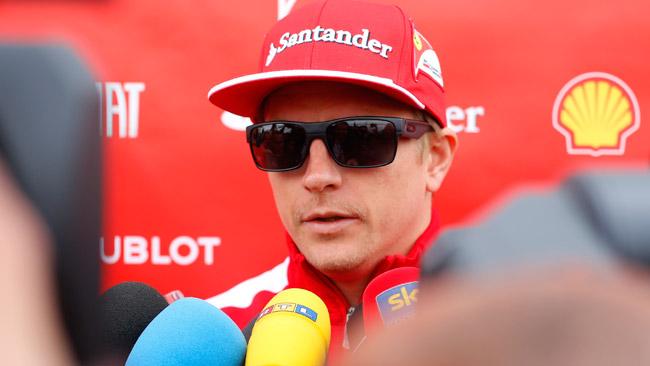 Кими Райкконен, уходит из Формулы 1 в конце 2015 года
