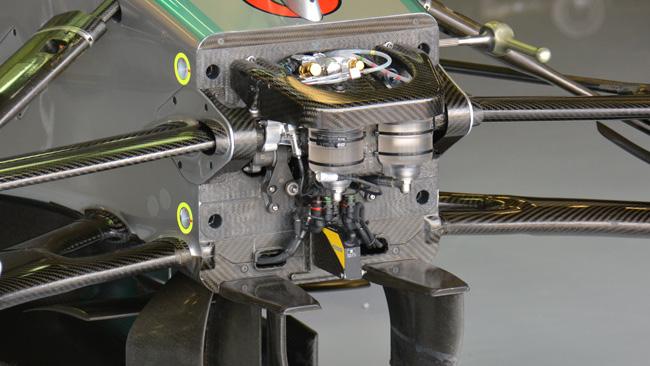 Система FRIC, может уйти из Формулы 1 уже в этом году